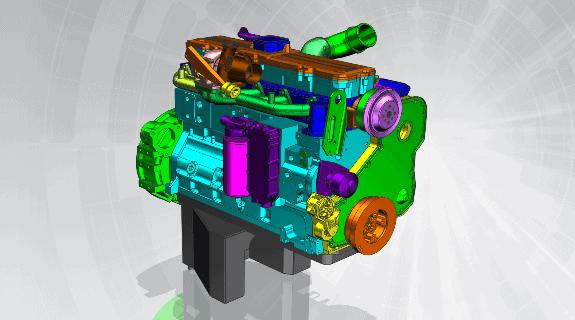 3D-CAD Modellierung