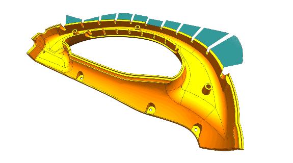 Design Simulation zur Leistungsüberprüfung