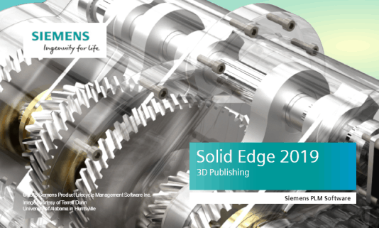 Solid Edge 3D Publishing