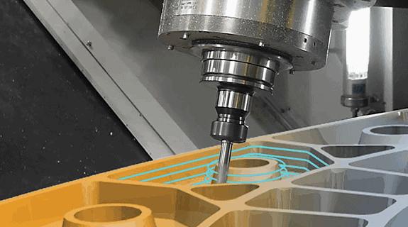 Simulation von Werkzeugmaschinen
