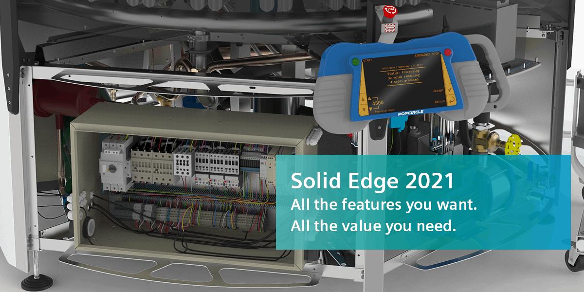 Solid Edge 2021 Updatekurs - Schulung