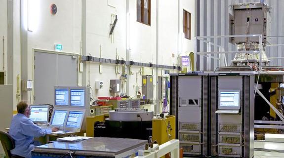 Vibrationskontrolle und dynamische Umgebungstests