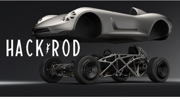Hackrod Car