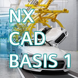 NX CAD Basis 1 - Schulung