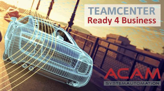 Teamcenter Ready 4 Business