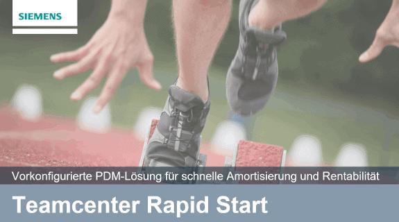 Teamcenter Rapid Start