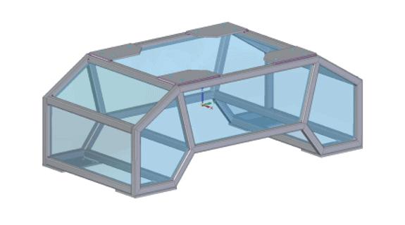 Rahmen Modul