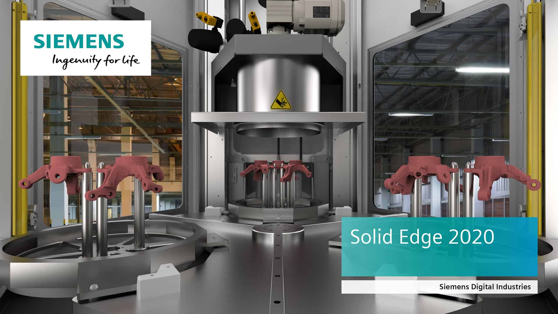 Solid Edge 2020 - Digitale Transformation