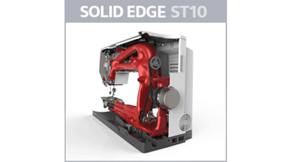 Solid Edge ST10