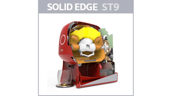 Solid Edge ST9
