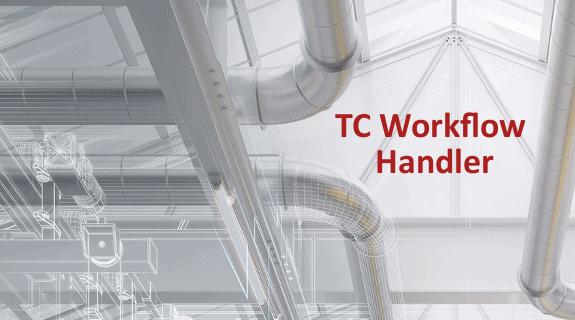 Teamcenter Workflow Handler